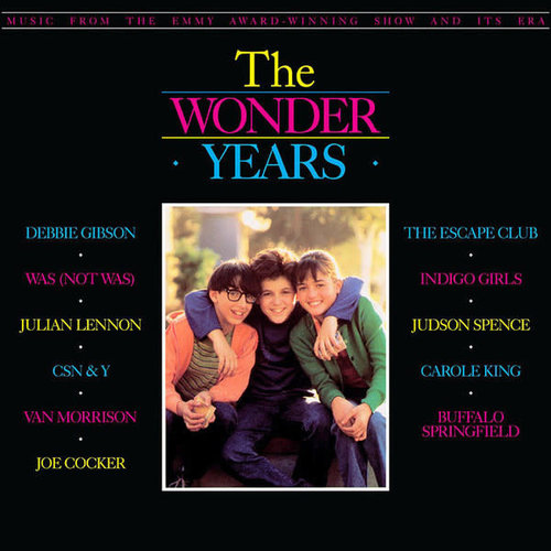 Various - The Wonder Years: Music From The Emmy Award-Winning Show And Its Era  [NEW]