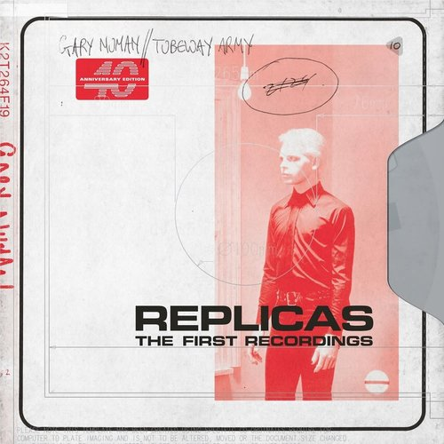 Gary Numan // Tubeway Army - Replicas (The First Recordings)  [NEUF]