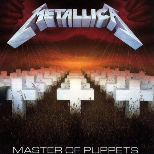 Metallica - Master Of Puppets [NEW]
