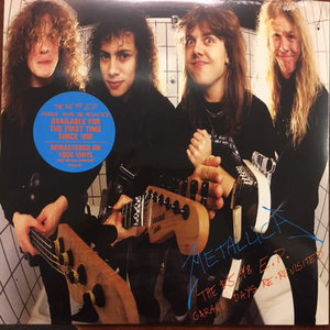 Metallica - The $5.98 E.P. - Garage Days Re-Revisited  [NEUF]