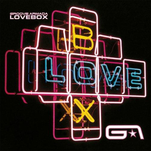 Groove Armada - Lovebox (Limited Edition Bleu Vinyl) [NEUF]