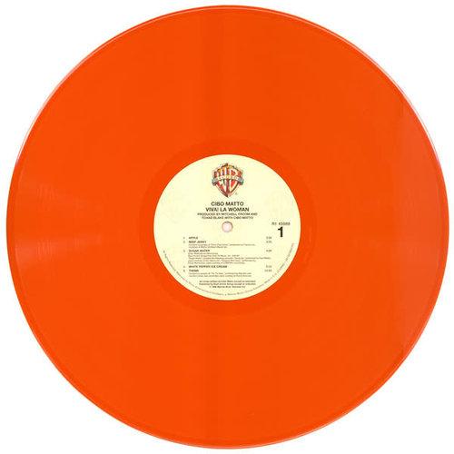 Cibo Matto - Viva! La Woman (Orange Vinyl) [NEW]