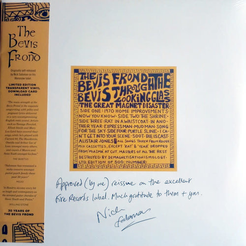 The Bevis Frond - Bevis Through The Looking Glass (The Great Magnet Disaster)  [NEUF]