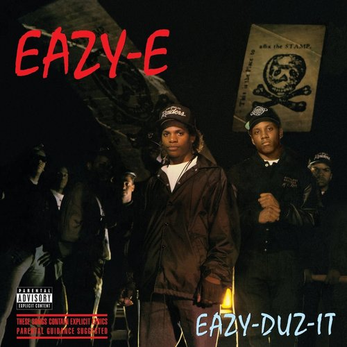 Eazy-E - Eazy-Duz-It / 5150 Home 4 Tha Sick  [NEUF]