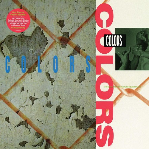 Various - Colors (Original Motion Picture Soundtrack)  [NEUF]