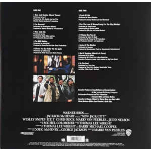 Various - New Jack City (Music From The Motion Picture)  [NEW]