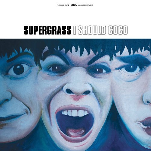 Supergrass - I Should Coco (20th anniversary Limited Edition) [NEW]