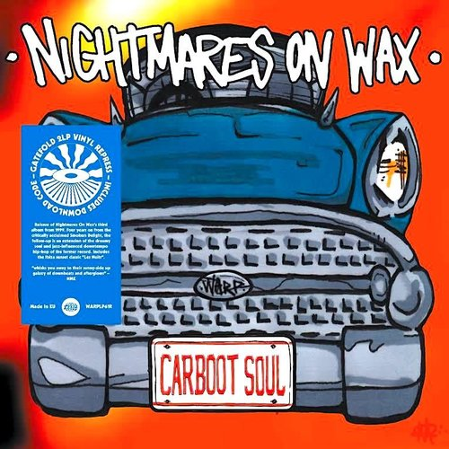Nightmares On Wax - Carboot Soul  [NEUF]