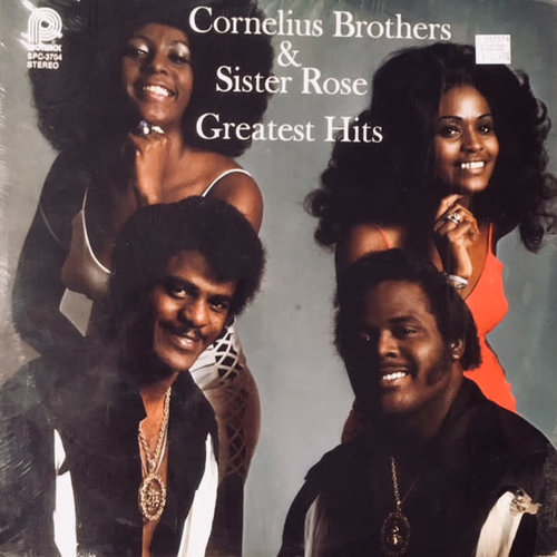 Cornelius Brothers & Sister Rose - Greatest Hits [USAGÉ]