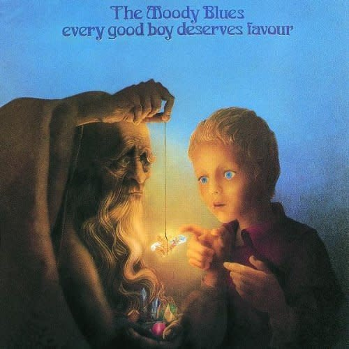 The Moody Blues - Every Good Boy Deserves Favour [USED]