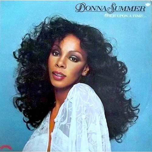 Donna Summer - Once Upon A Time... [USED]