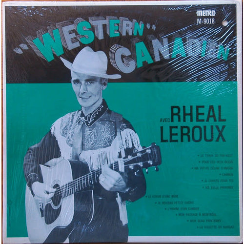 "Rheal Leroux - ""Western"" Canadien [USED]"