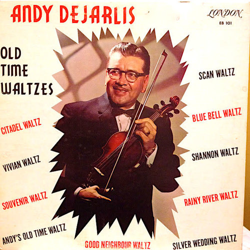 Andy De Jarlis - Old Time Waltzes [USED]