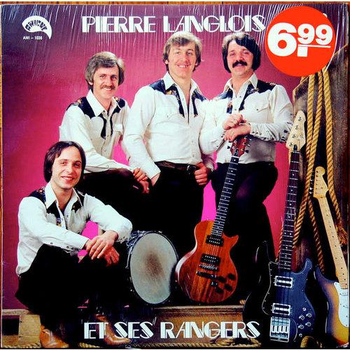 Pierre Langlois Et Ses Rangers - Pierre Langlois Et Ses Rangers [USED]