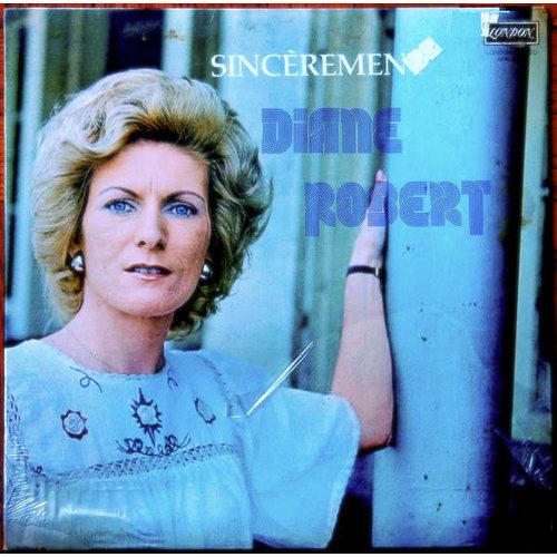 Diane Robert - Sincèrement [USED]