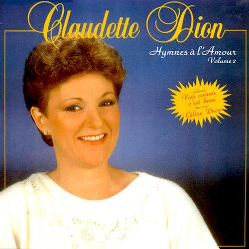Claudette Dion - Hymnes À L'Amour Volume 2 [USED]