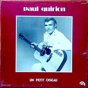 Paul Quirion - Un Petit Oiseau [USED]
