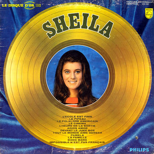 Sheila - Le Disque D'Or De Sheila [USED]