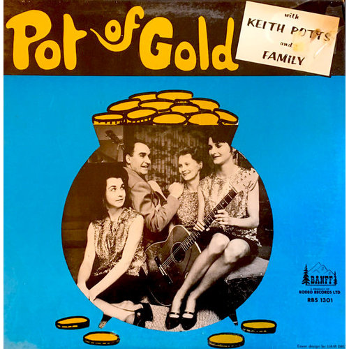 Keith Potts & Family - Pot of Gold [USED]
