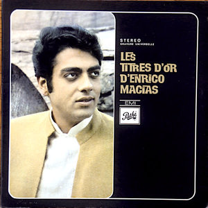 Enrico Macias - Les Titres D'or D'Enrico Macias [USED]