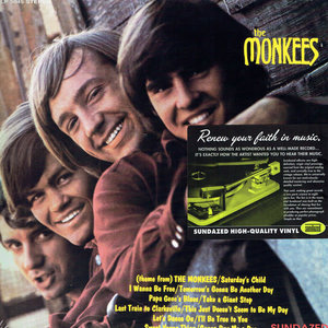 The Monkees - The Monkees  [NEW]