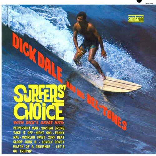 Dick Dale & His Del-Tones - Surfers' Choice (Gold Vinyl) [NEUF]