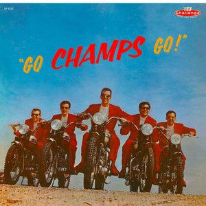 The Champs - Go, Champs, Go! (Gold Vinyl) [NEUF]