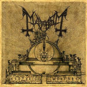 Mayhem - Esoteric Warfare  [NEUF]
