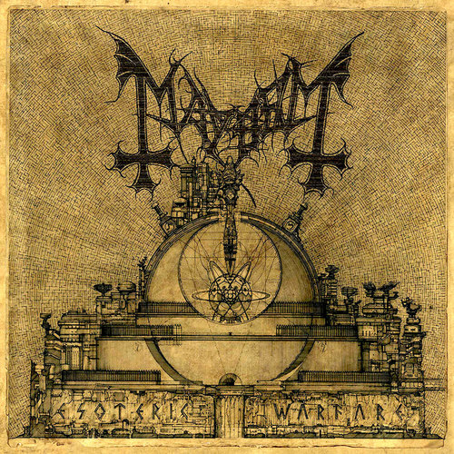 Mayhem - Esoteric Warfare  [NEW]