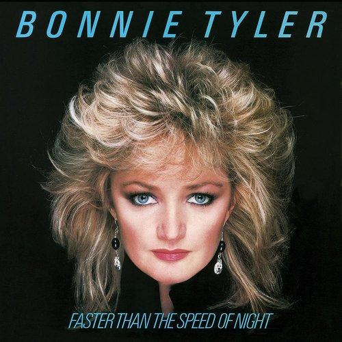 Bonnie Tyler - Faster Than The Speed Of Night (Splatter Vinyl) [USED]