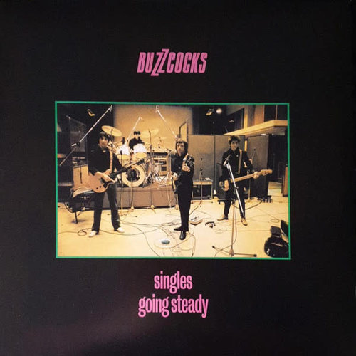 Buzzcocks - Singles Going Steady (Remastered + 8-page booklet) [NEUF]