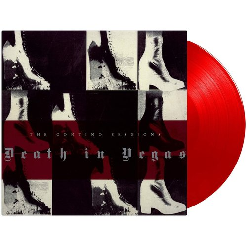 Death In Vegas - The Contino Sessions (Limited Edition Red Vinyl) [NEW]
