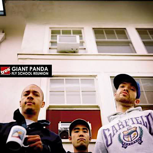 Giant Panda - Fly School Reunion [USED]