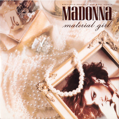 Madonna - Material Girl [USED]
