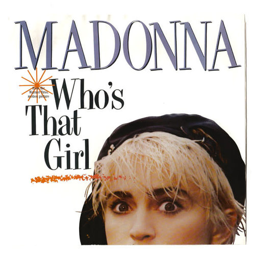 Madonna - Who's That Girl [USED]