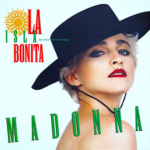 Madonna - La Isla Bonita [USED]