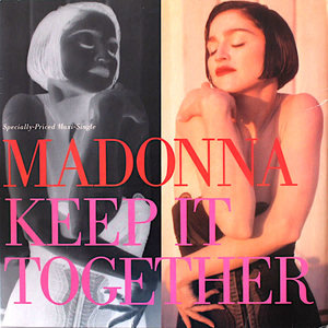 Madonna - Keep It Together [USED]