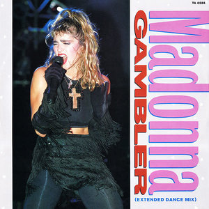 Madonna - Gambler (Extended Dance Mix) [USED]