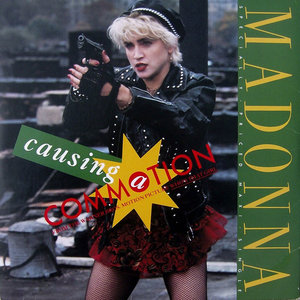 Madonna - Causing A Commotion [USED]