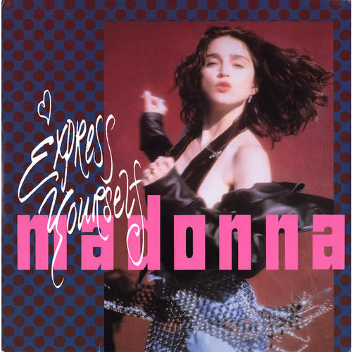 Madonna - Express Yourself [USED]