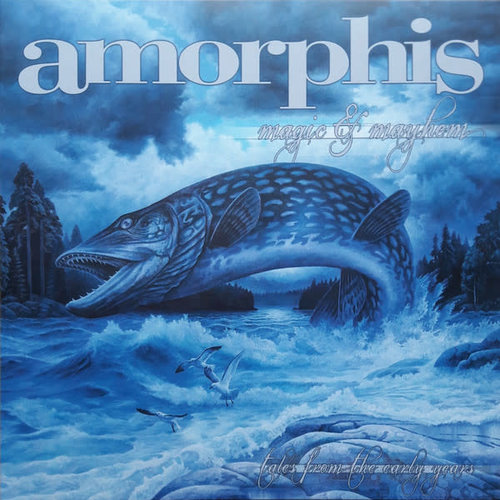 Amorphis - Magic & Mayhem - Tales From The Early Years  [NEW]