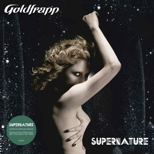 Goldfrapp - Supernature (Limited Edition Green Vinyl) [NEW]
