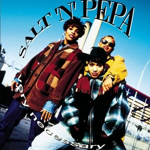 Salt 'N' Pepa - Very Necessary (Limited Edition Marble Salt and Pepper Vinyl) [NEW]