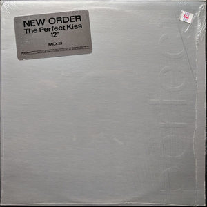 New Order - The Perfect Kiss [USED]