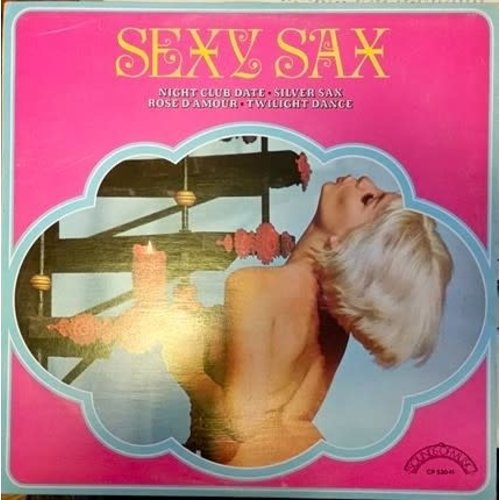 The Oscar Volk Orchestra - Sexy Sax [USED]