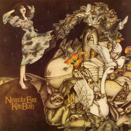 Kate Bush - Never For Ever [USED]