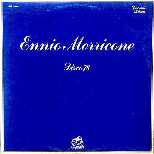 Ennio Morricone - Disco 78 [USED]