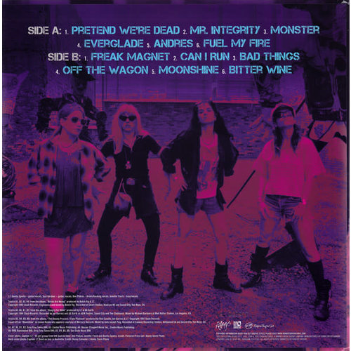 L7 - Best Of The Slash Years (Green Slime Vinyl) [NEW]