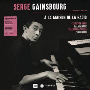 Serge Gainsbourg - À La Maison De La Radio (RSD2020) [NEW]