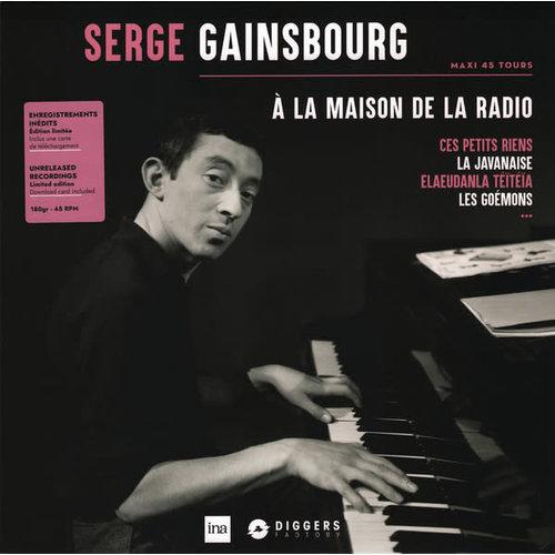 Serge Gainsbourg - À La Maison De La Radio (RSD2020) [NEUF]